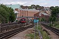 West Hampstead tube station MMB 02 S Stock.jpg