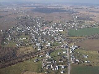West Mansfield, Ohio Village in Ohio, United States
