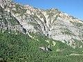 West face Cascade Mountain, Jul 10.jpg