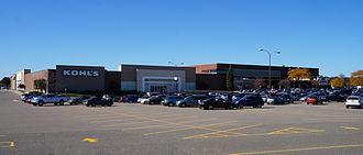 Westland Center - East exterior