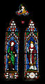 Wexford Church of the Immaculate Conception South Aisle Window Saints Thomas and Nicholas 2010 09 29.jpg
