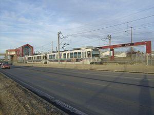 Whitehorn station - Image: Whitehorn (C Train) 5