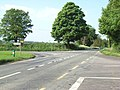 Wicker's Crossroads, Near Slane, Co. Meath - geograph.org.uk - 818641.jpg