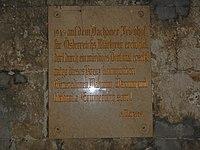 Wien01 Michaelerplatz005 Michaelerkirche 2018-01-23 GuentherZ GD NS-Opfer Dachau 0353.jpg