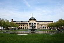 Kurhaus Wiesbaden AdreГџe
