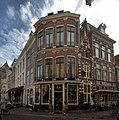 Wiki takes Haarlem - hoekpand Grote Markt 4.jpg