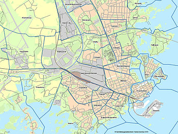 kalmar karta Stadsdelar i Kalmar – Wikipedia kalmar karta