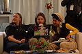 Wikimania 2009 - Smiles (1).jpg