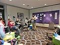 Wikimania 2017 by Deryck day 3 - 04 strategy space.jpg