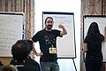 Wikimedia Hackathon Vienna 2017-05-19 Mentoring Program Introduction 020.jpg