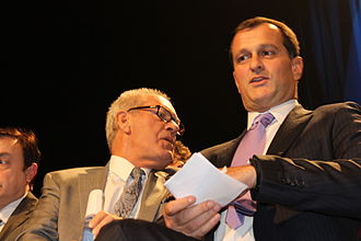 Louis Aliot - Louis Aliot in November 2011