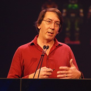 Will Wright (game designer) American video game designer and entrepreneur