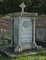 William Fraser grave Putney Vale 2015.jpg