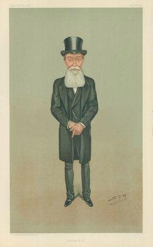 William McEwan - Vanity Fair, 1902
