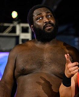 Willie Mack (wrestler) American professional wrestler