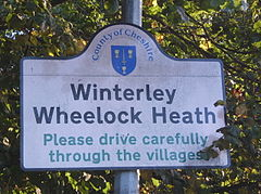 Winterley and Wheelock Heath