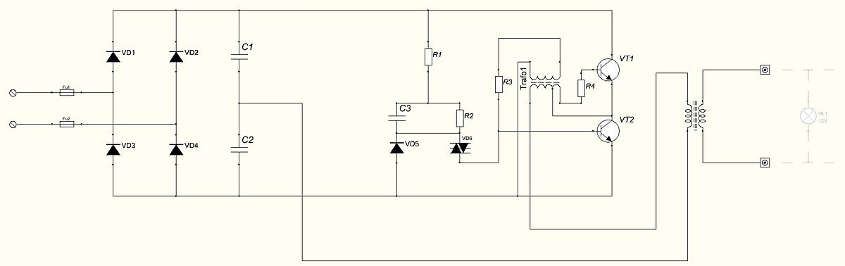 File:Wiring diagram of power supply for halogen lamps.JPG ... on