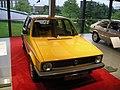 Wolfsburg Jun 2012 134 (Autostadt - 1979 Volkswagen Golf I).JPG