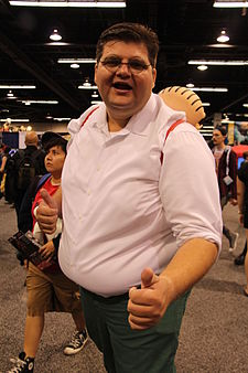 WonderCon 2015 - Peter Griffin cosplay (17048137772).jpg