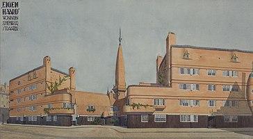 Woningbouw - Housing Spaarndammerplantsoen (6142993705).jpg