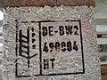 Wooden pallet - TAG ID - palette bois de manutention - Alain Van den Hende - licence CC40 - SAM 2758.jpg
