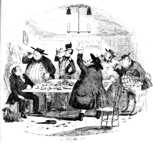Works of Charles Dickens (1897) Vol 2 - Illustration 17