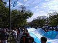 World's longest flag, Argentina - 2.jpg