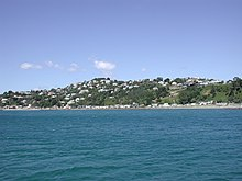 Worser Bay, Seatoun from Wellington Harbour Ferry.jpg