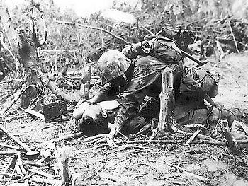 Wounded Marine on Peleliu.jpg