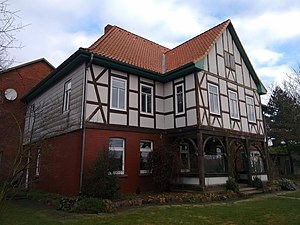 Wrestedt - Alcove house in Drohe