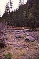 Wyoming - Absaroka Mountain Lodge - John & Jessica - June 1975 (8049510059).jpg