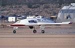 X-45 AV2 first flight from Edwards AFB (EC02-0267-01).jpg