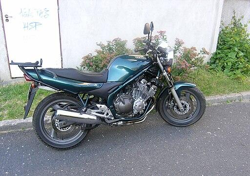 XJ600N 2000