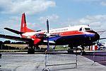 XS606 Andover RAF Fairford 22-07-91 (30895980686).jpg