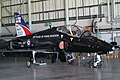 XX281 Hawk T.1A of FRADU in marks commemorating 100 years of Naval Aviation (3643326019).jpg