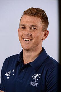 Brad Scott (runner) Australian paralympic athlete