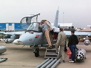 Yakovlev Yak-130 - Yak-131