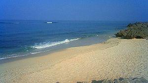 Okinoerabujima - Yakomo beach on Okinoerabujima