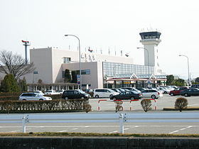 Yamagata Airport Terminal and Tower.jpg