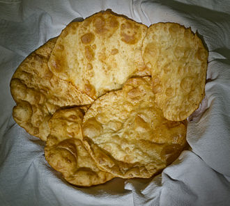Johnnycake - Dominican style Yaniqueques
