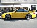 Yellow Porsche 997 GT3 Mk II by Edo competition.jpg