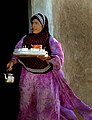 Yezidi woman in a village near the Sinjar Mountain Range.jpg