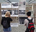 Young People View Topography of Terror Outdoor Exhibit - Berlin - Germany.jpg