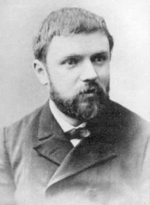 Henri Poincaré - The young Henri Poincaré