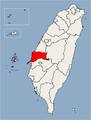 Yunlin County Location Map.png
