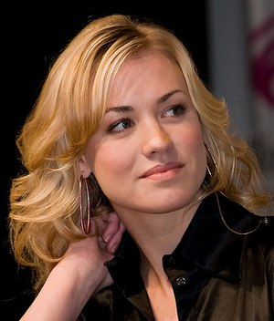 Australian actress, Yvonne Strahovski, at the ...