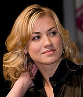 Miranda lawson looks like yvonne strahovski dating