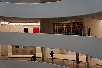 Zero (art) - ZERO, Guggenheim, New York