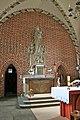 Zamek Bierzgłowski chapel altar.jpg