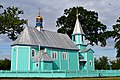 Zamshany Ratnivskyi Volynska-Saint Michael church-north view-2.jpg